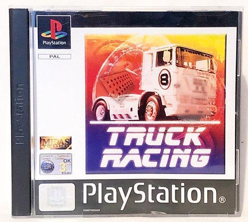 Truck Racing PlayStation Game U.K. (PAL)