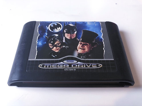 Batman Returns (Mega Drive Pal) Cartridge Only
