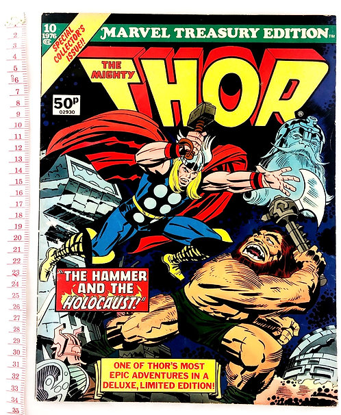 Marvel Treasury Edition #10 The Mighty Thor 1976