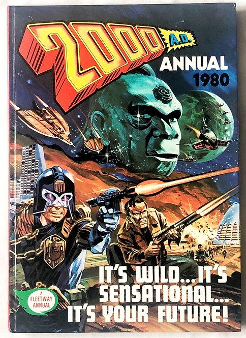2000 A.D. Annual 1980