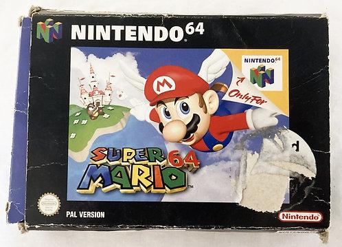 Nintendo N64 Super Mario 64 (PAL) 1996