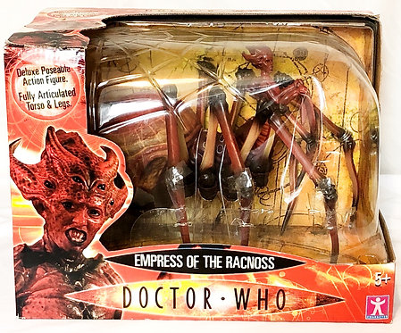 Doctor Who Empress Of The Racnoss