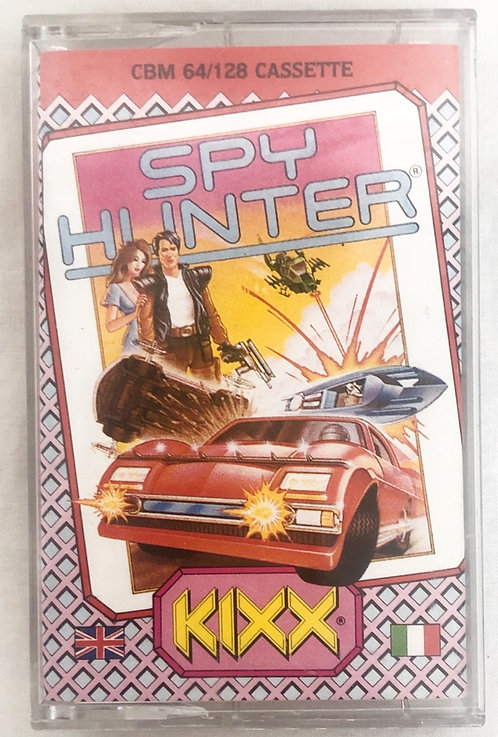 Spy Hunter Commodore 64
