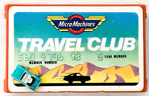Micro Machines Travel Club Play Set Galoob 1990