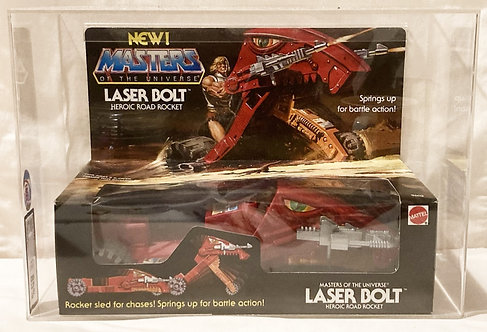 He-Man And The Masters Of The Universe Laser Bolt 12 Back Mattel Malaysia
