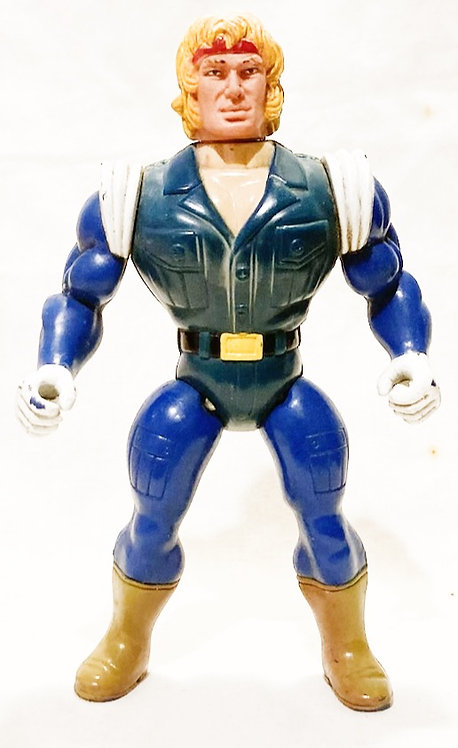 Earth Force Colonel Hammer Jackson Pace Toys 1985