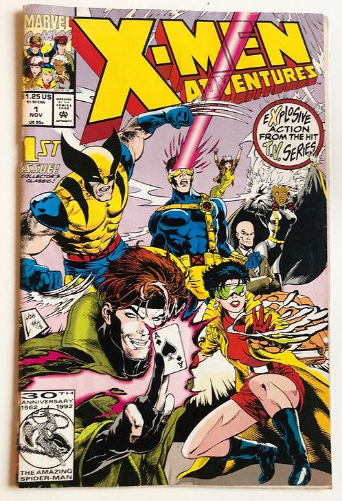 Marvel X-Men Adventures #1 November 1992
