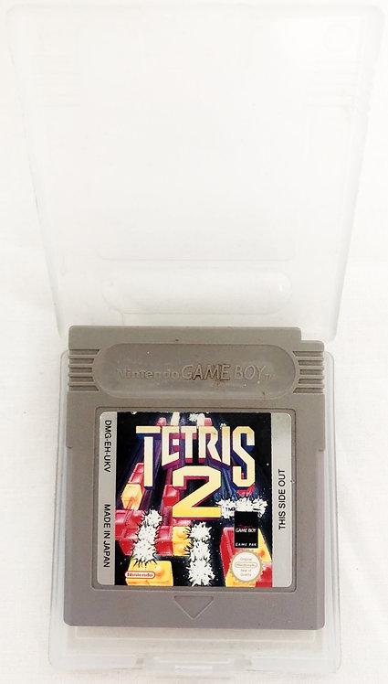 Tetris 2 Nintendo Game Boy U.K. (PAL)