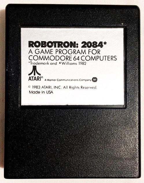 Robotron 2084 Commodore 64 1983