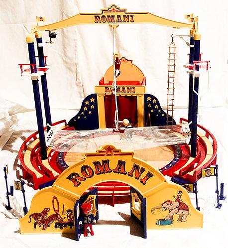Romani Circus 3720 Playmobil 1992