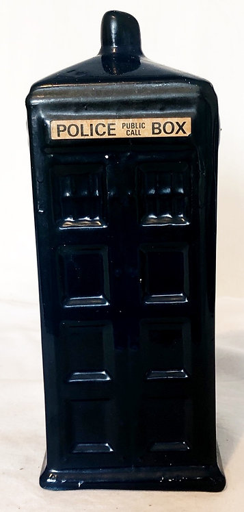 Doctor Who Vintage Tardis Money Box 1972