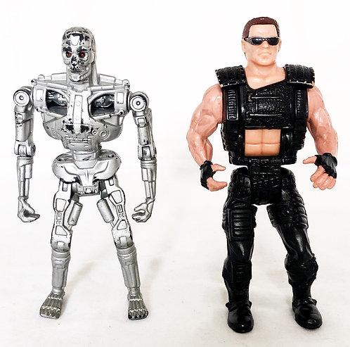 Terminator Figure Set Kenner 1991