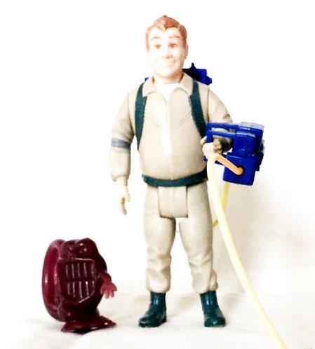 The Real Ghostbusters Figure Glued Pack