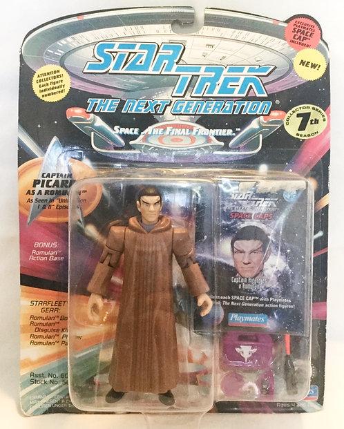 Star Trek TNG Captain Picard As A Romulan
