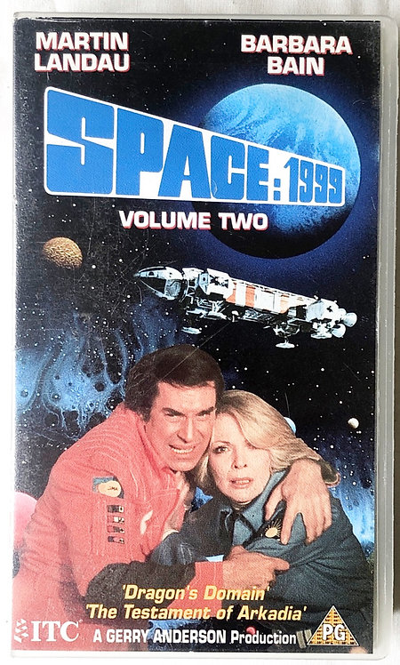 Space 1999 Volume Two VHS 1992