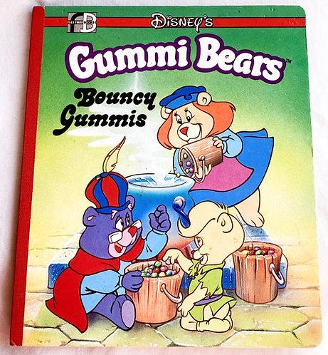 Gummi Bears Bouncy Gummis Fleetway Disney Germany 1986