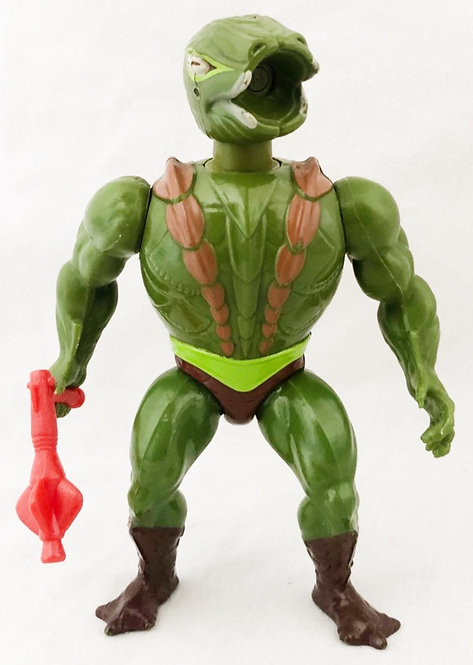 He-Man And The Masters Of The Universe Kobra Khan Mattel 1983