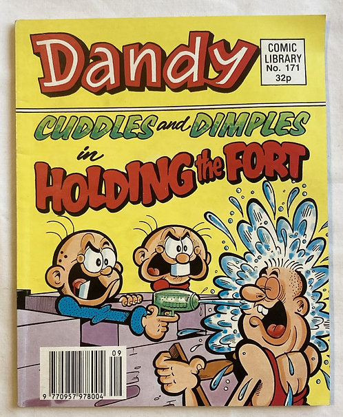 Dandy Cuddles And Dimples No 115 1990