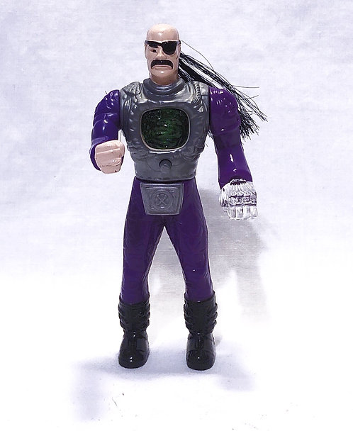 Action Man Doctor X (Mc Donalds)