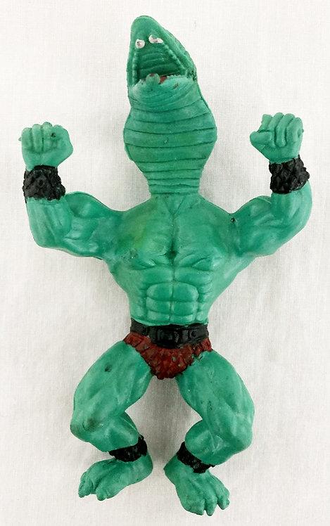Muscle Warriors Sahak Bootleg Gungold 1987