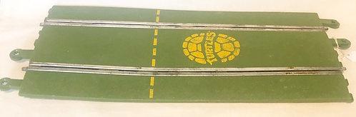 Teenage Mutant Hero Turtles Scalextric Track Piece 1989