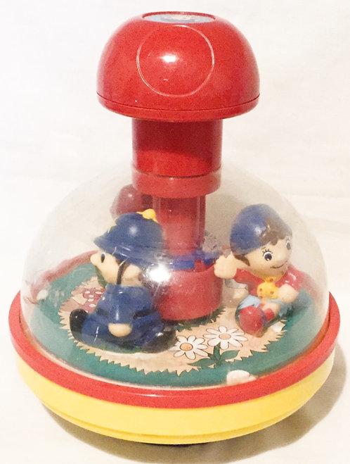 Noddy Spinning Top BBC 1992