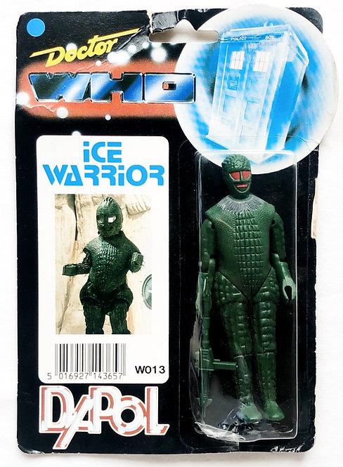 Doctor Who Ice Warrior Dapol Figure