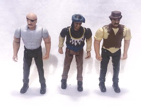 A-Team Bad Guys Set