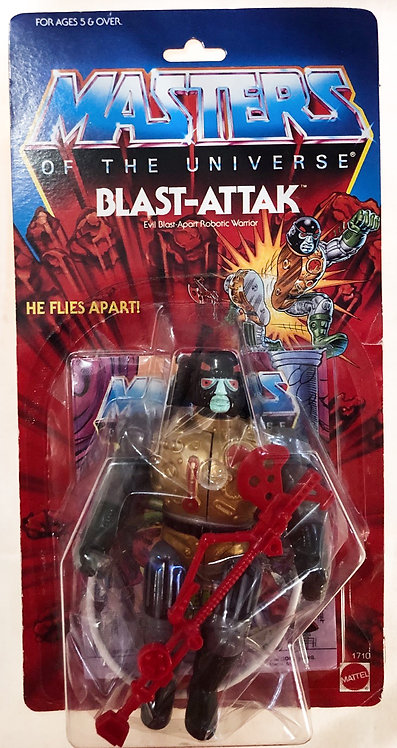 He-Man And The Masters Of The Universe Blast-Attak