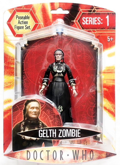 Doctor Who Gelth Zombie
