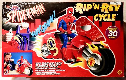 Spider-Man Adventure Hero Space Toy Biz 2000