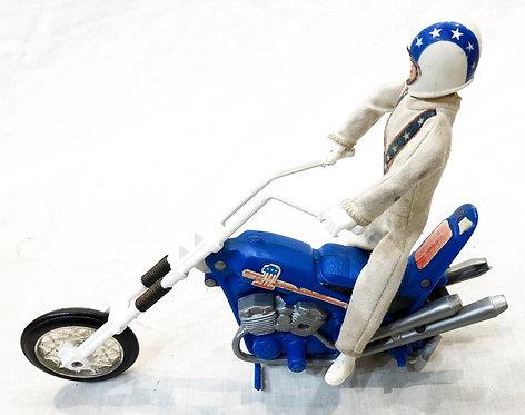 Evel Knievel Chooper and Figure