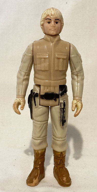 Vintage Star Wars Empire Strikes Back Luke Bespin 1981