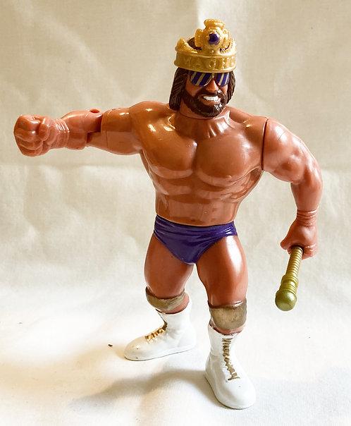WWF Macho Man (Macho King) Hasbro 1991