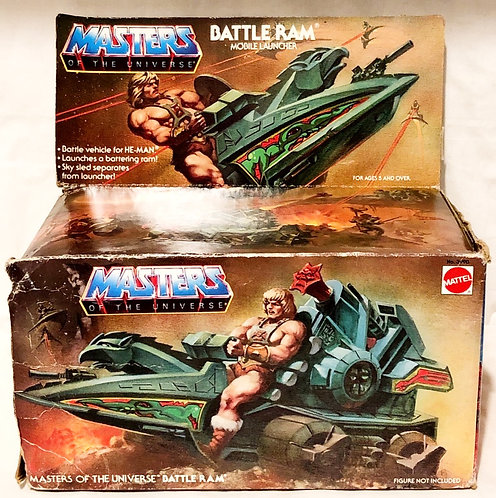 He-Man Masters Of The Universe Battle Ram
