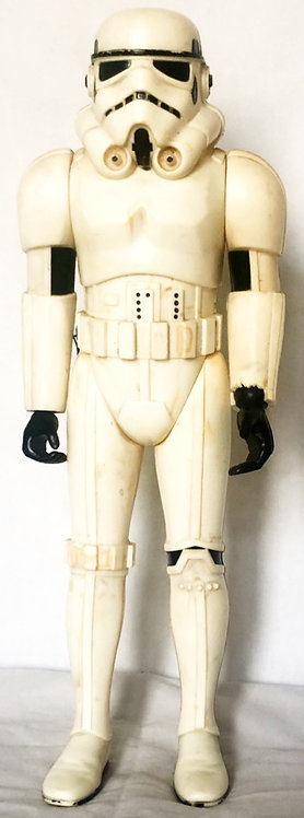 Vintage Star Wars Stormtrooper 12'' Figure 1977