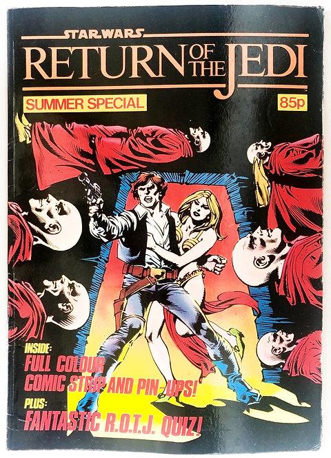 Star Wars Return Of The Jedi Summer Special 1983