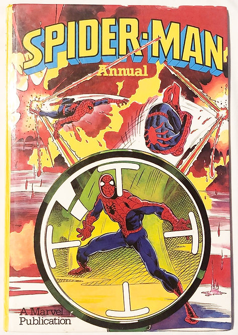 Spider-Man Annual 1984