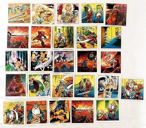 HeroQuest Stickers (Set 2) 1991