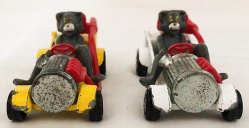 Tom And Jerry Tom Die-Cast Car Set Corgi 1979