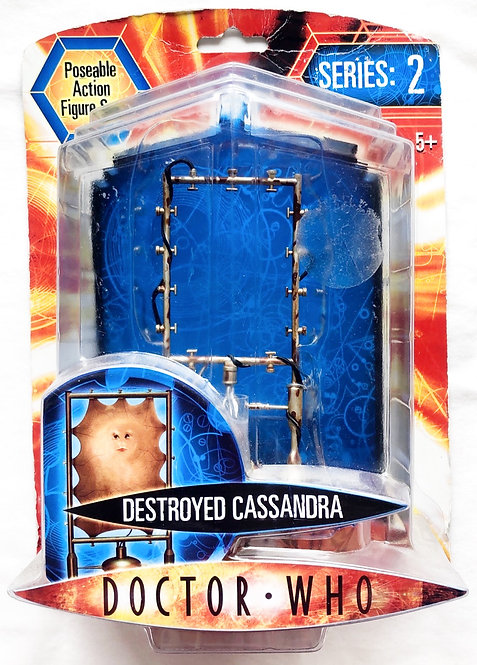 Doctor Who Destroyed Cassandra