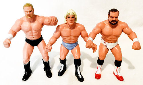 WCW Figure Set Galoob 1991