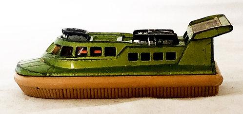 Vintage Matchbox Superfast No. 72 & 2 Hovercraft - 1972
