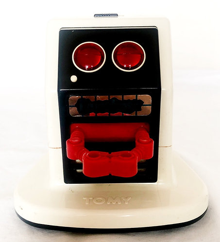 Tomy DustBot Japan 1985