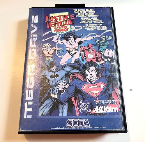 Justice League Task Force (Mega Drive Pal)