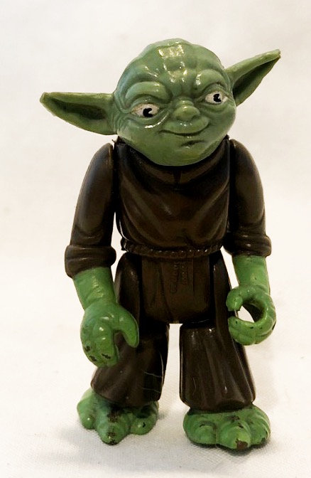 Vintage Star Wars Yoda Kenner 1980