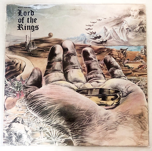 Music Inspired By Lord Of The Rings Bo Hansson Vinyl