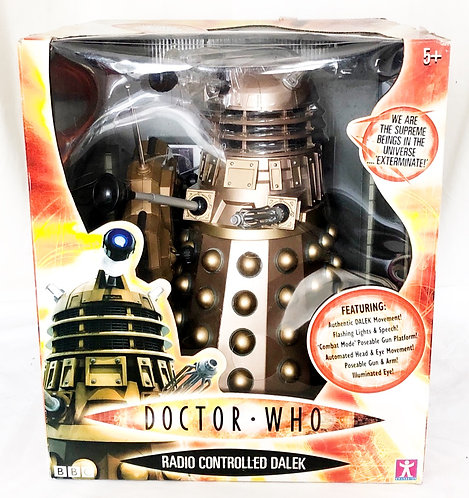 Doctor Who Radio Controlled Dalek 12''