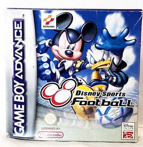 Disney sports Football Nintendo Gameboy Advanced