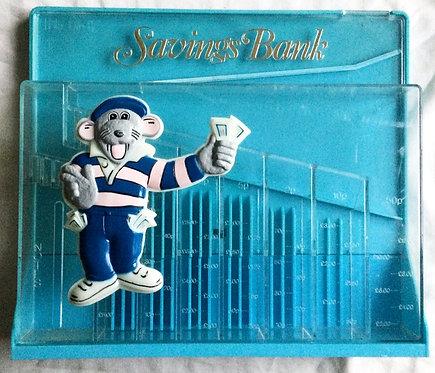 Roland Rat Savings Bank Bluebird 1982